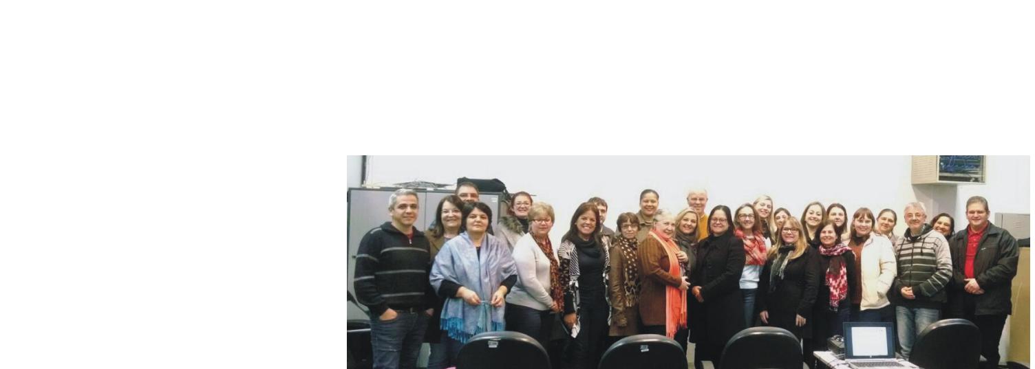 Reunião de Coordenadores para Avaliação e Planejamento.