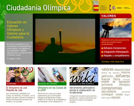Ciudadania olimpica
