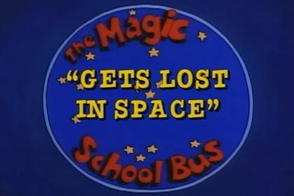 Ônibus mágico - Perdidos no espaço