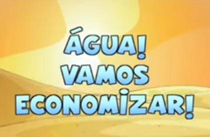 Turma da Mônica - Água! Vamos economizar!